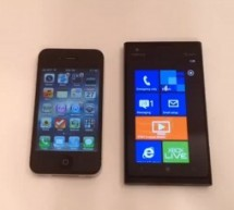 Video-Duell: Nokia Lumia 900 vs. iPhone 4S