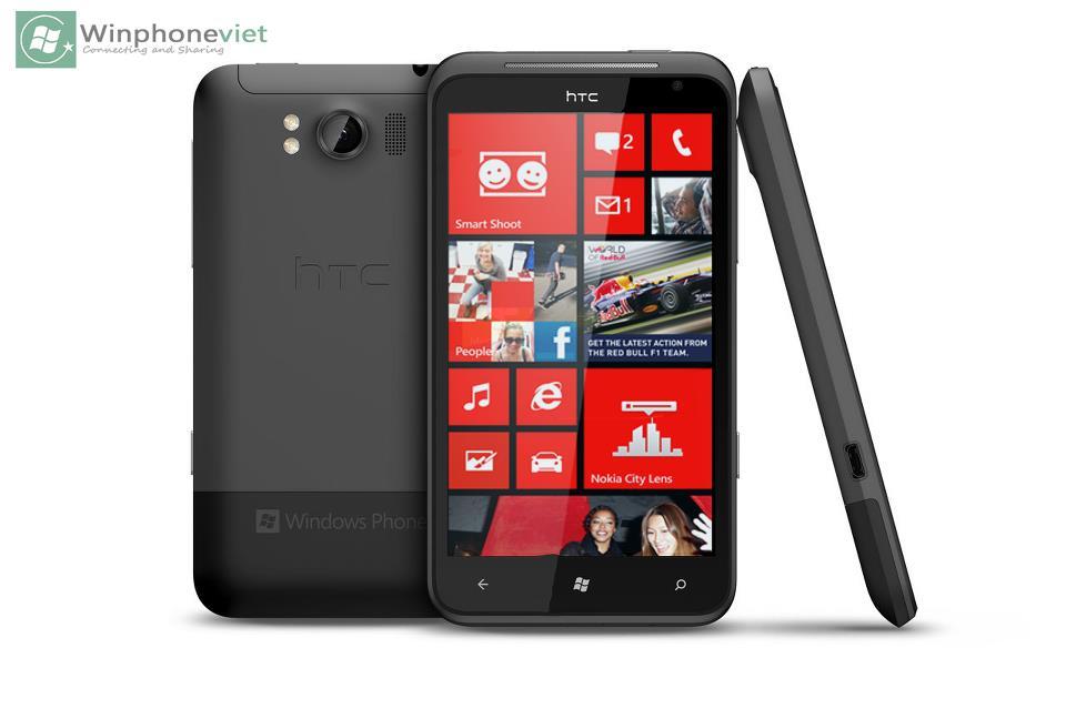 HTC Titan 7.8