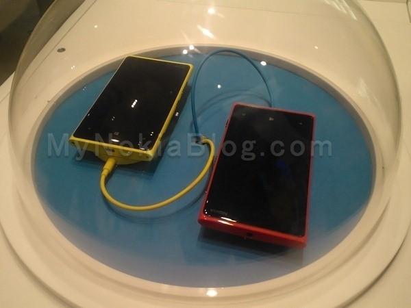 Lumia 920 und 820 werden bereits im Nokia Flaggschiff Store ausgestellt