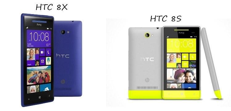 Jetzt vorbestellen: HTC 8X ab 499,99 Euro und HTC 8S ab ...