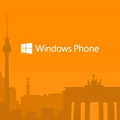 Windows Phone Installation in Berlin