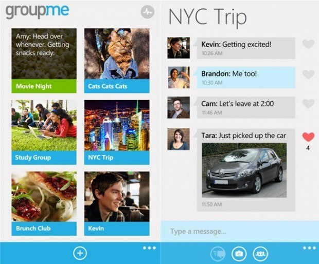 GroupMe-App-für-Windows-Phone