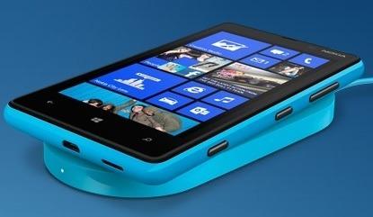 Nokia Lumia 920 Mit Induktionsherd Laden