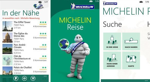 michelin-reise