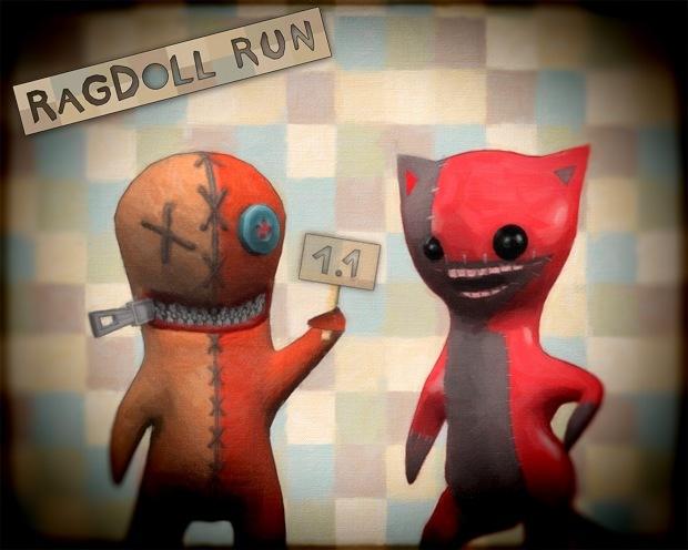 Das vor kurzem veröffentlichte freerunner spiel ragdoll run hat sein
