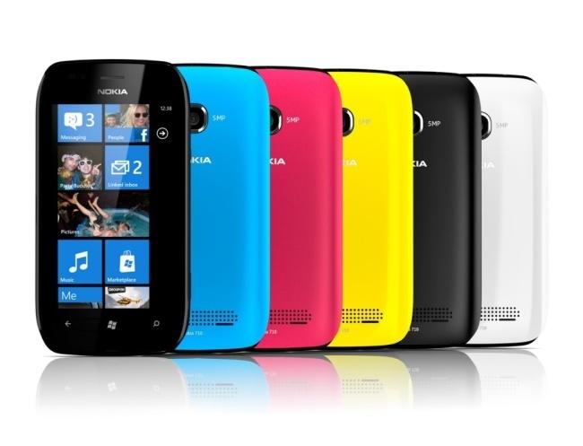 [Update] Nokia Lumia 710 heute im Amazon Blitzangebot