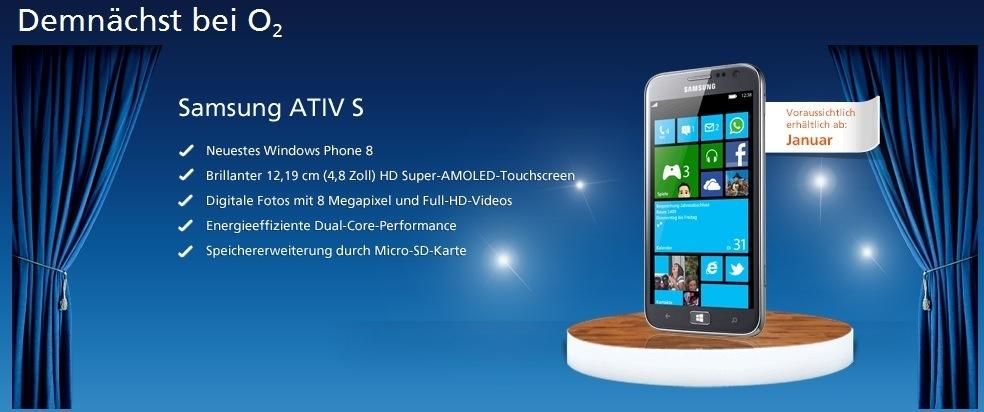 Samsung ATIV S O2