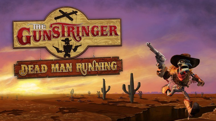 The Gunstringer - Screenshot