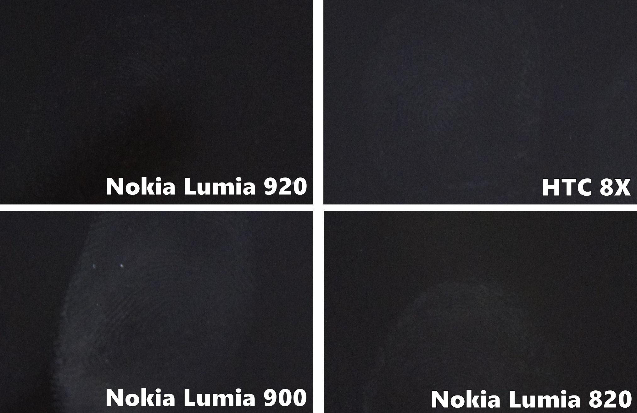 Fingerabdrücke auf dem Display: Aktuelle Windows Phones im Vergleichstest