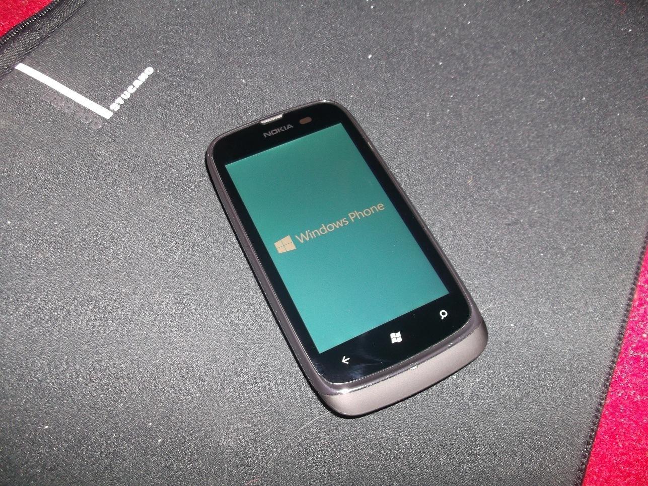 lumia 610 bootscreen