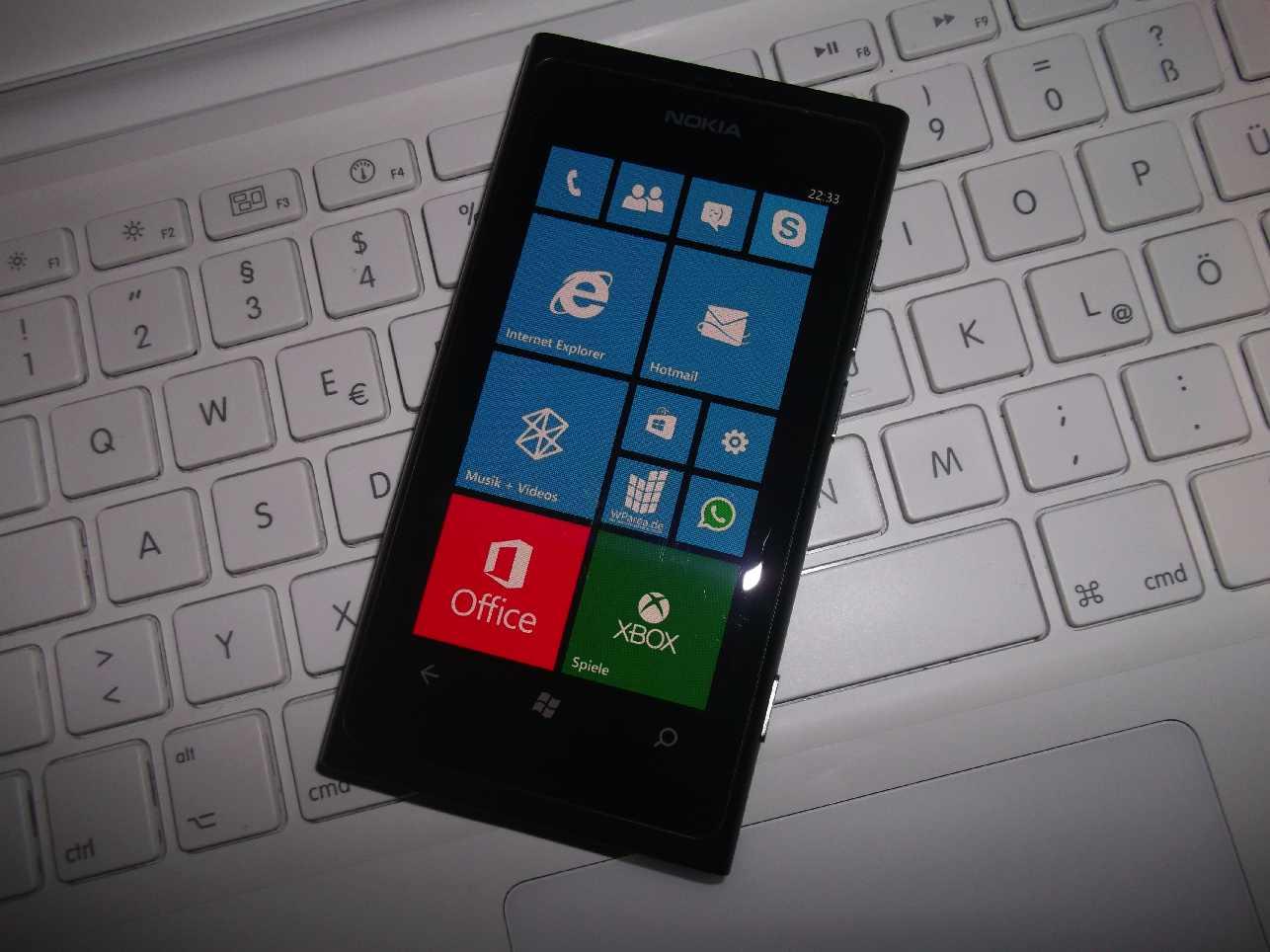 Ein Rückblick auf 5 Jahre Windows Phone
