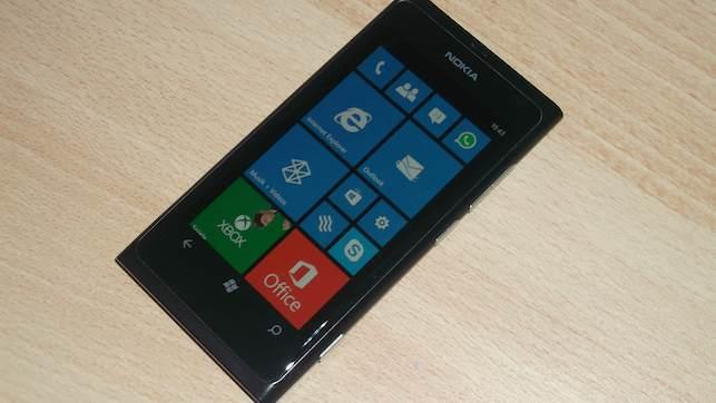 Lumia 800 Windows Phone 7.8