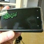 Nokia Lumia 820 Fingerabdrücke