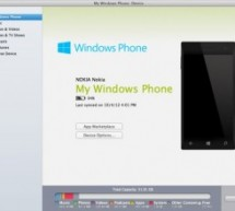 Windows Phone Sync App für Mac erhält Update