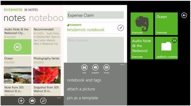 Evernote für Windows Phone wird am 29. Juni eingestellt