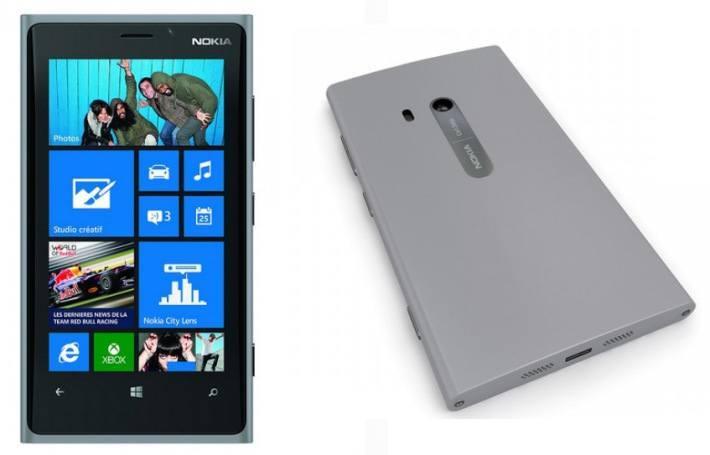 lumia 920 grey