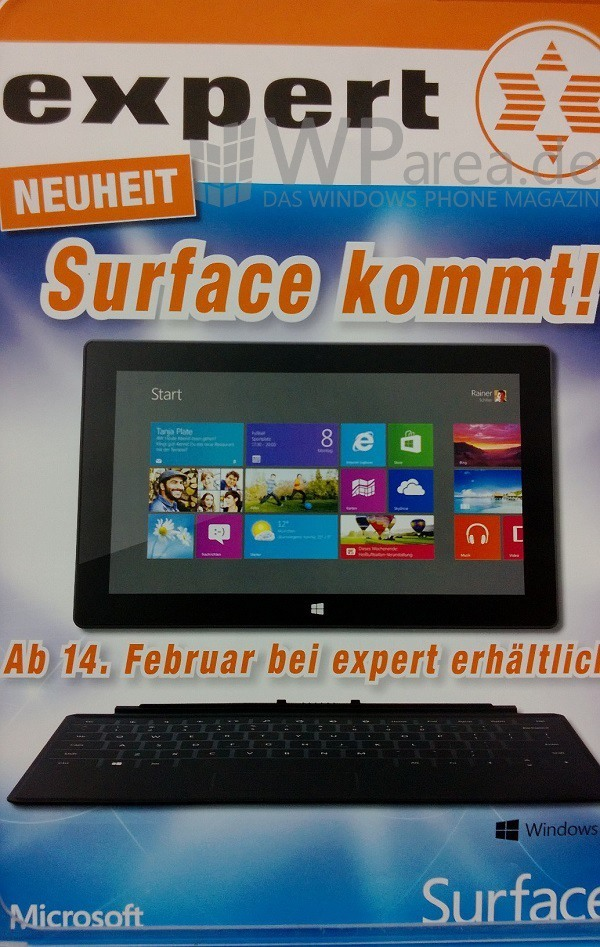 Expert Surface RT