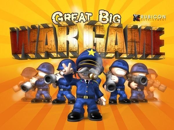 Game Tipp: Great Big War Game für Windows Phone 8 & Windows 8/7/Vista/XP