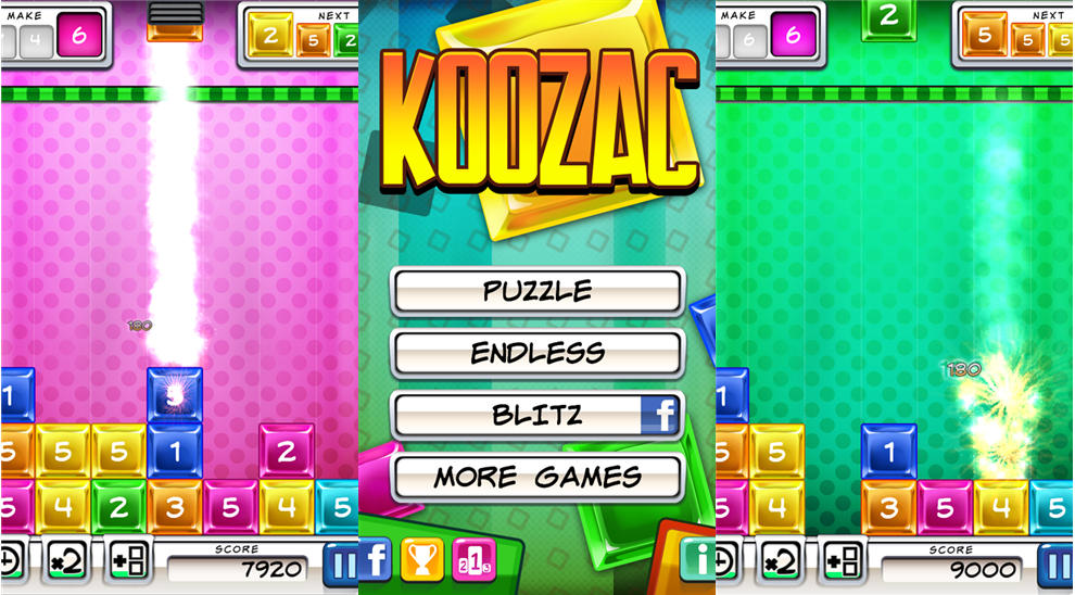 Screenshots Koozac