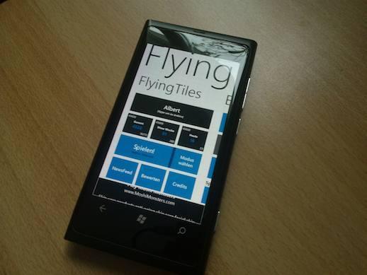 FlyingTiles