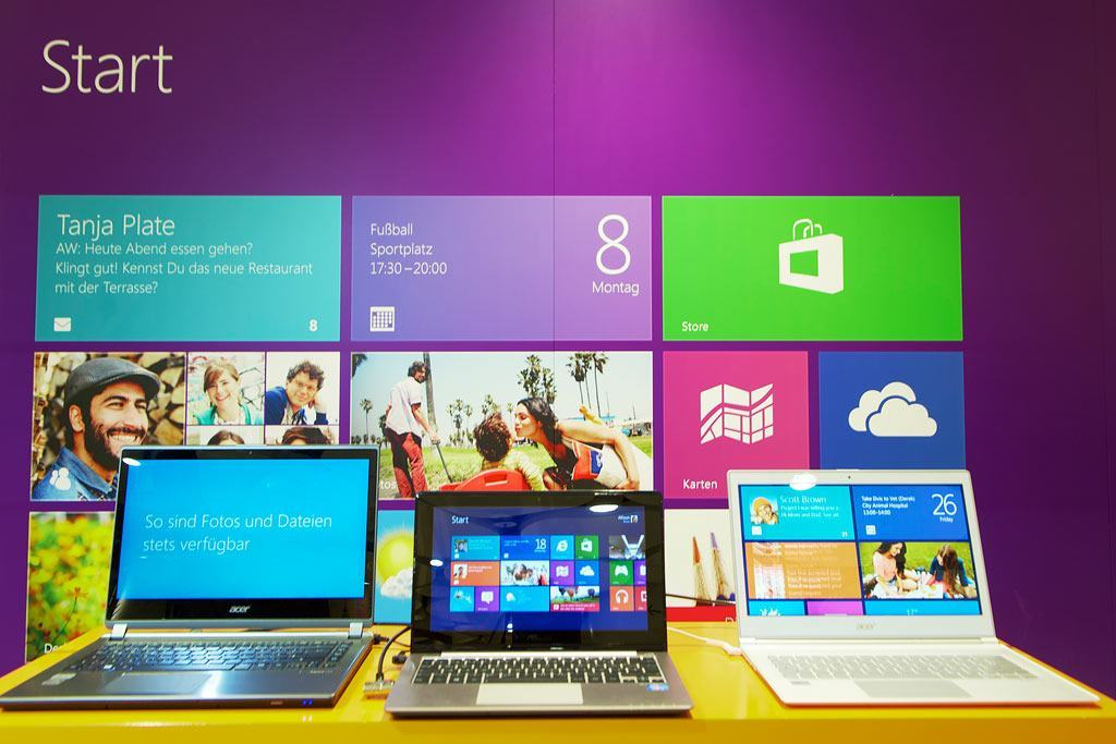 Windows 8 Experience Tour