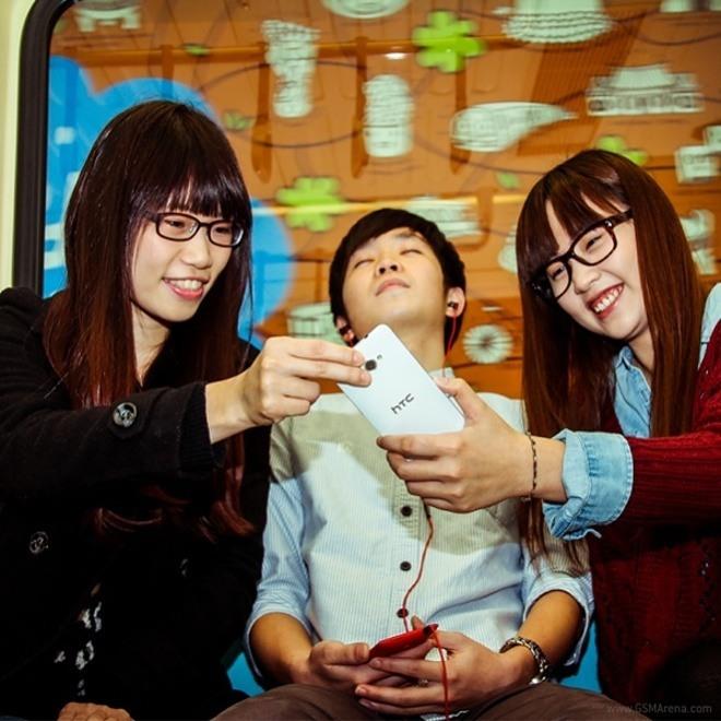 HTC 8X weiß