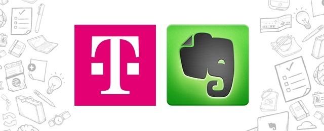 Evernote & Deutsche Telekom