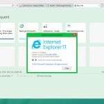 Windows Blue Internet Explorer 11