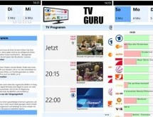 App Tipp: TVGuru für Windows Phone 8