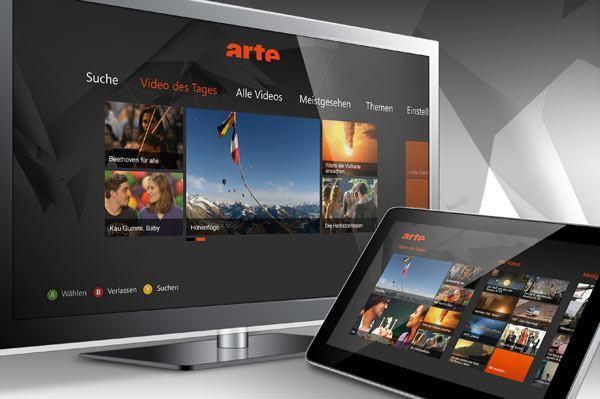 ARTE Windows 8 Xbox Windows Phone 8 App