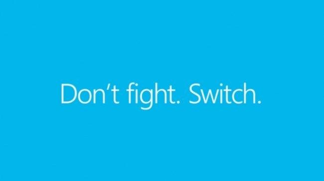 Switch Windows Phone