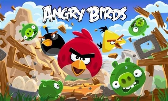 Angry Birds für Windows Phone wird nicht mehr unterstützt