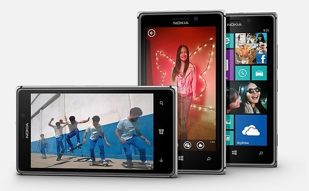 Nokia Lumia 925 Smart Camera