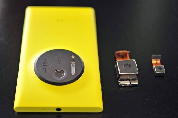 Nokia Lumia 1020 – Vergleich mit Canon EOS 60D, technische Details und rote Variante aufgetaucht