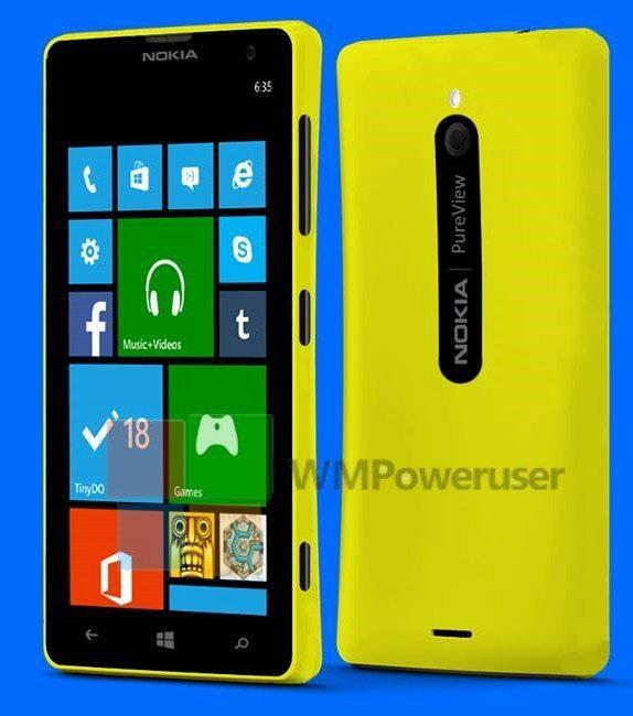 Findet den Fehler: Marketing-Render zum Lumia 729 aufgetaucht… oder auch nicht