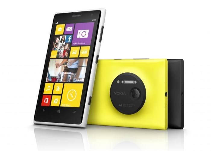 Lumia 1020-titel