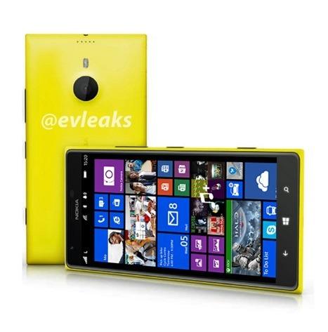 Nokia Lumia 1520 Leak evleaks