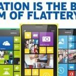 Nokia Lumia iPhone 5C