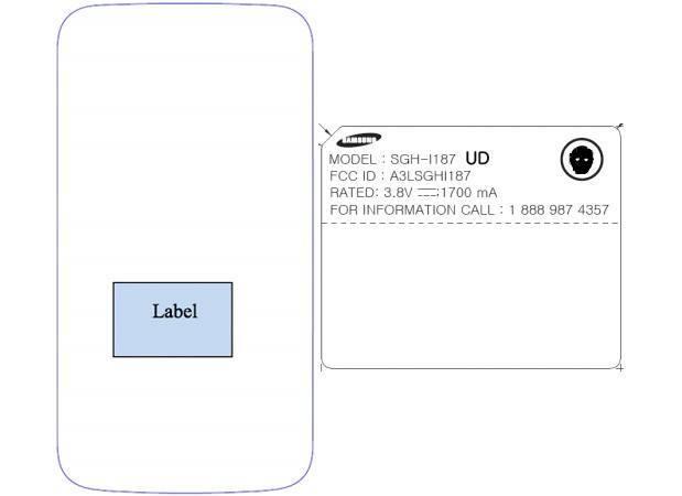 Samsung SGH-i187 FCC