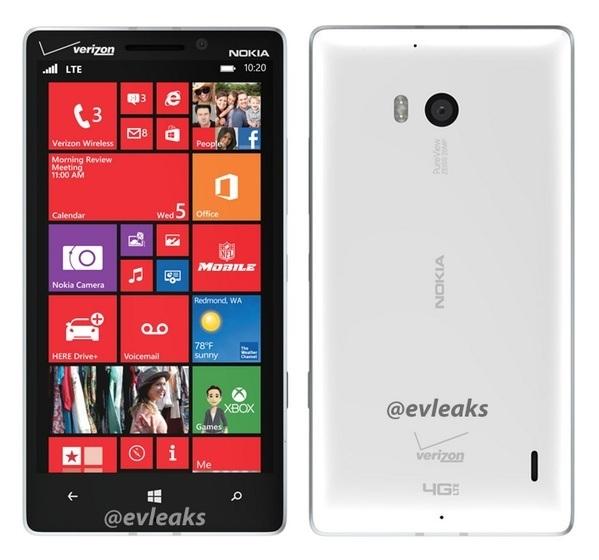 Nokia Lumia 929 weiß Verizon