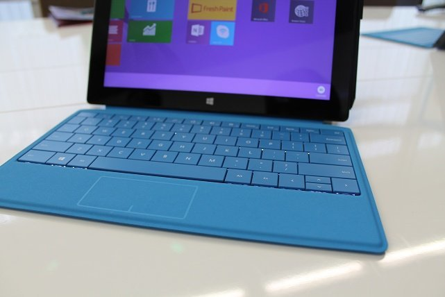 Surface Pro 2 Type Cover