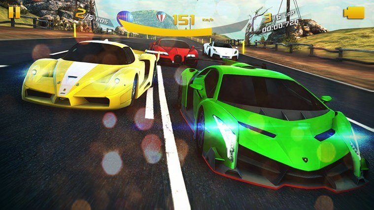 Asphalt 8 Airborne - Screenshot