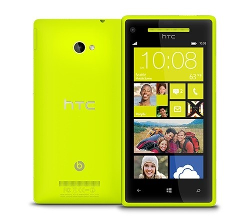 HTC 8X mit Telekom-Branding erhält Windows Phone 8.1 Update 1
