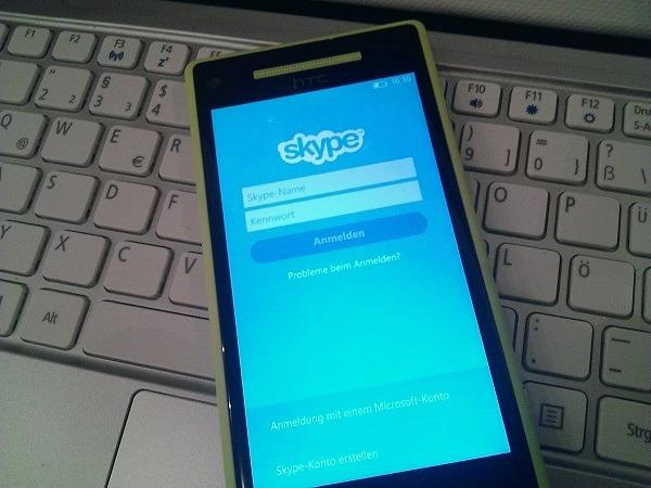 Skype App verschwindet aus dem Store unter Windows Phone 8.1