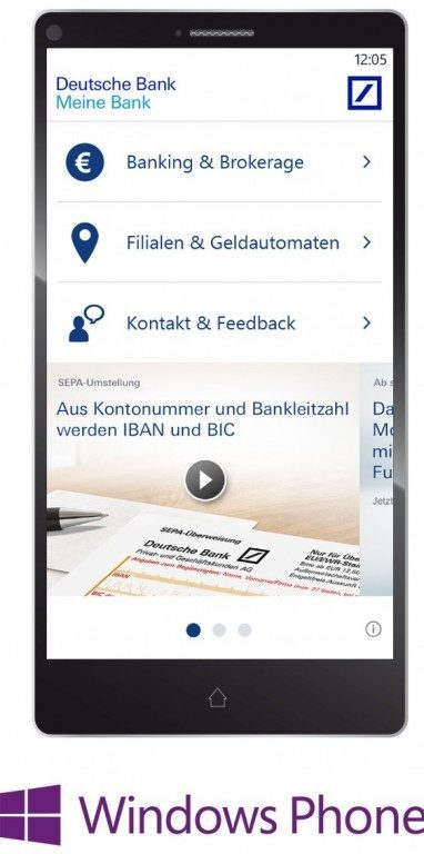 windows phone apps deutsch