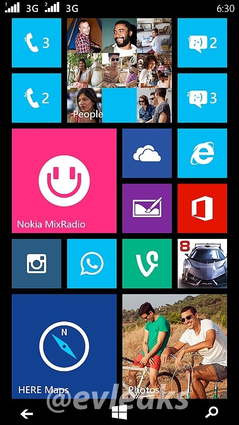 Moneypenny Screenshot Lumia 630