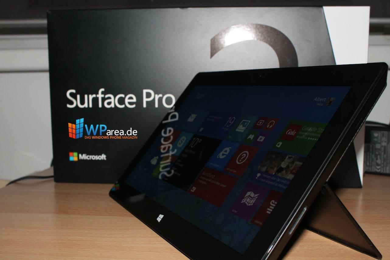 Surface Pro 2 Titelbild