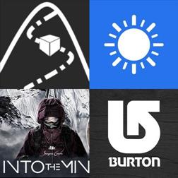 Der Berg ruft: Ski Blackbox, Bing Wetter, Burton & Into The Mind