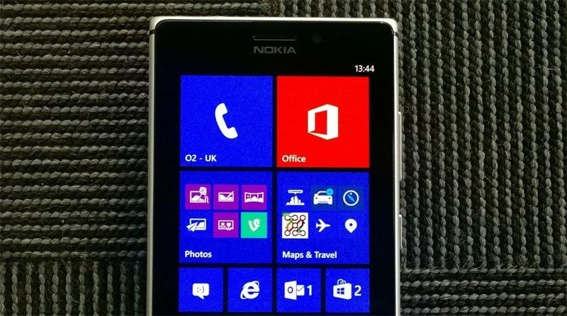 Lumia 925 App Ordner