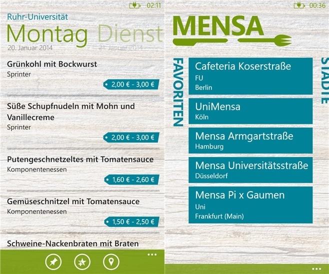 Mensa Deutschland